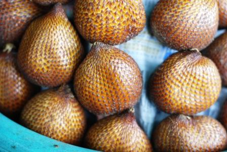 lizard skin fruit
