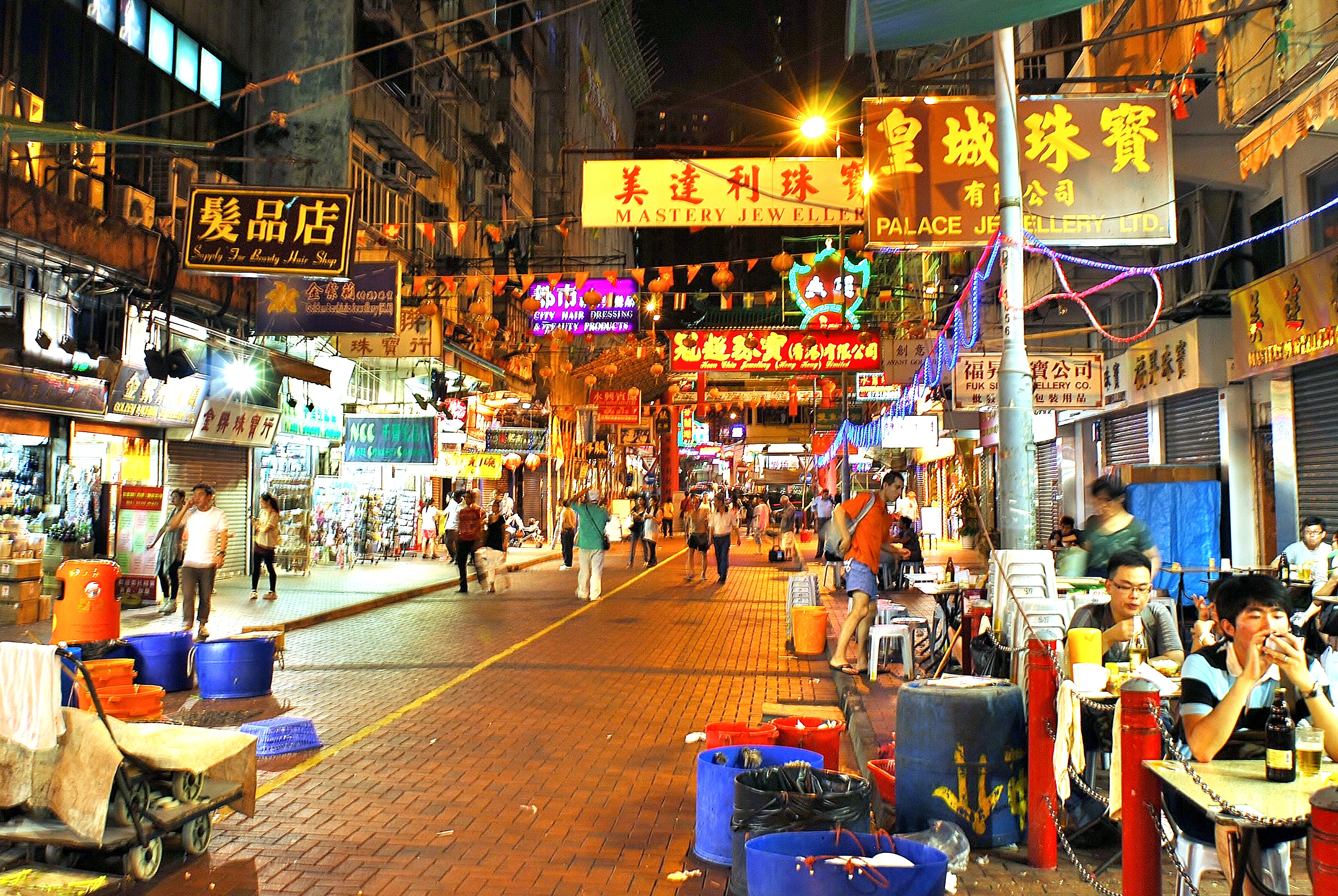 Temple Street | Tales from Asia and Beyond |Hong Kong Street